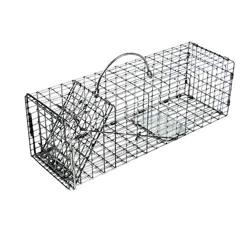 Live Trap for Chipmunk/Gopher/Rats - Model TLT102