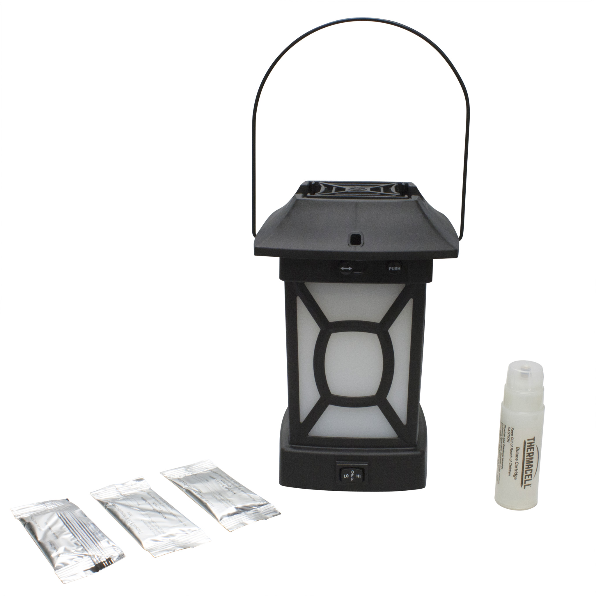 ThermaCELL Mosquito Repellent Patio Lantern (12 Hrs) · Alternate Image 1 ·  Alternate Image 2