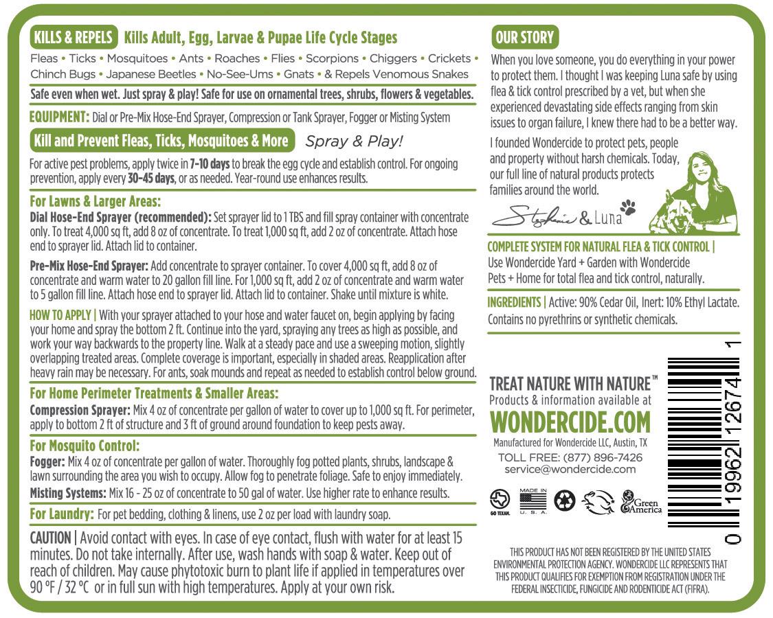 Flea Amp Tick Control Yard Amp Garden Insecticide