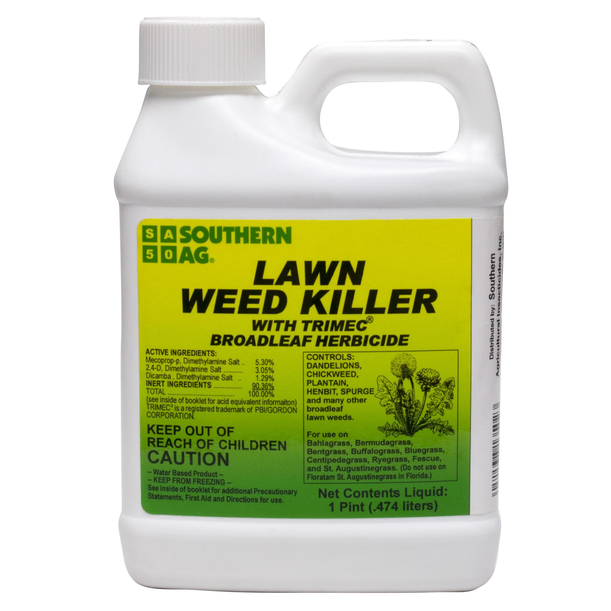 southern ag lawn weed killer with trimec ebay. Black Bedroom Furniture Sets. Home Design Ideas