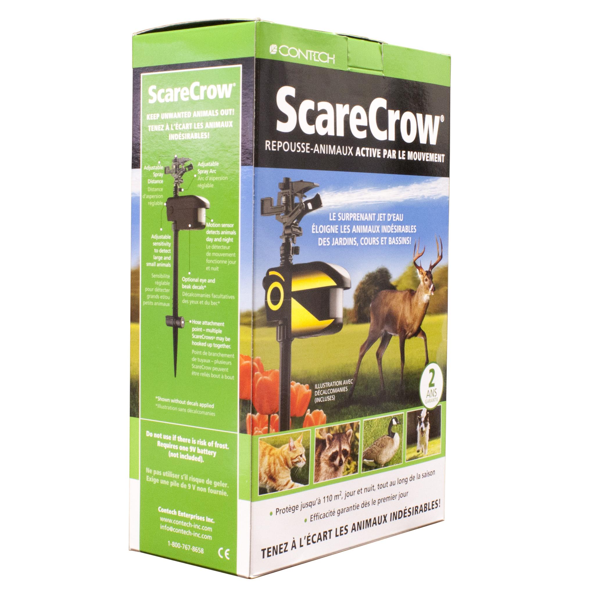 scarecrow sprinkler motion activated motion sensor sprinkler Water Scarecrow Motion Activated Sprinkler scarecrow sprinkler motion activated animal deterrent