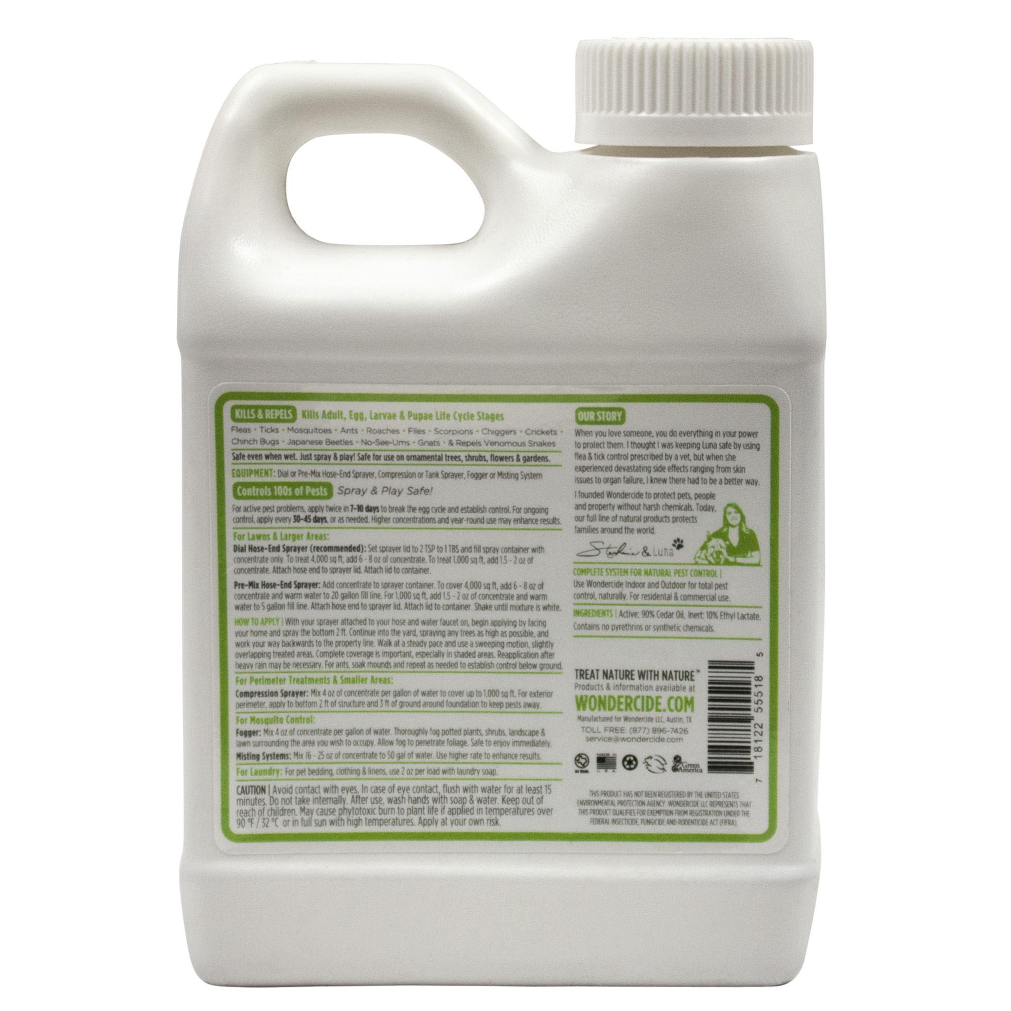 EcoTreat Natural Outdoor Insect Control 16 oz