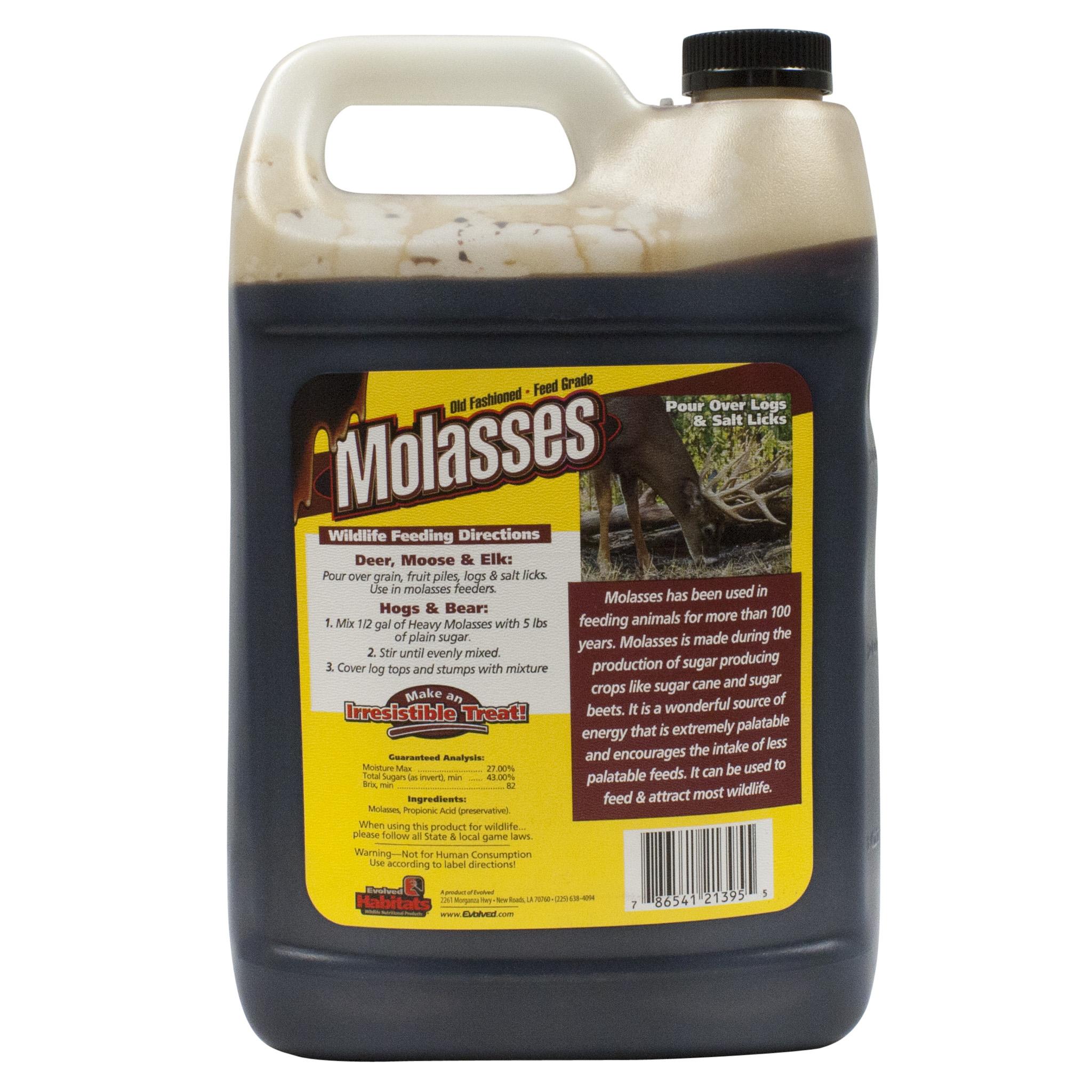 Homemade molasses feeder for whitetail deer - YouTube