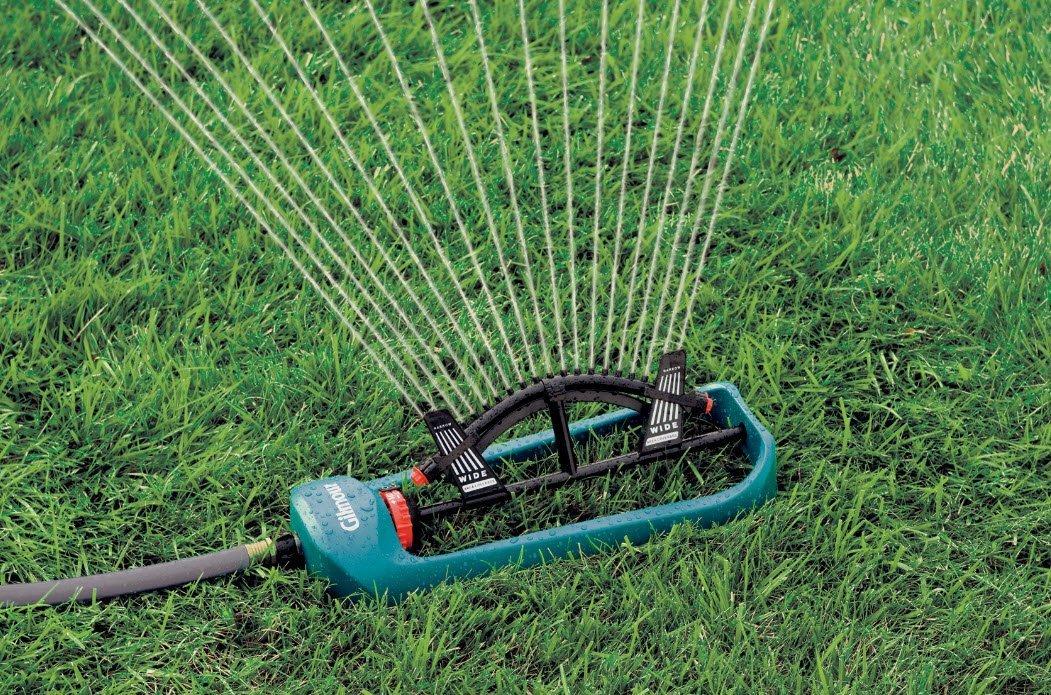 Gilmour oscillating sprinkler 7900pp for Irrigatori oscillanti