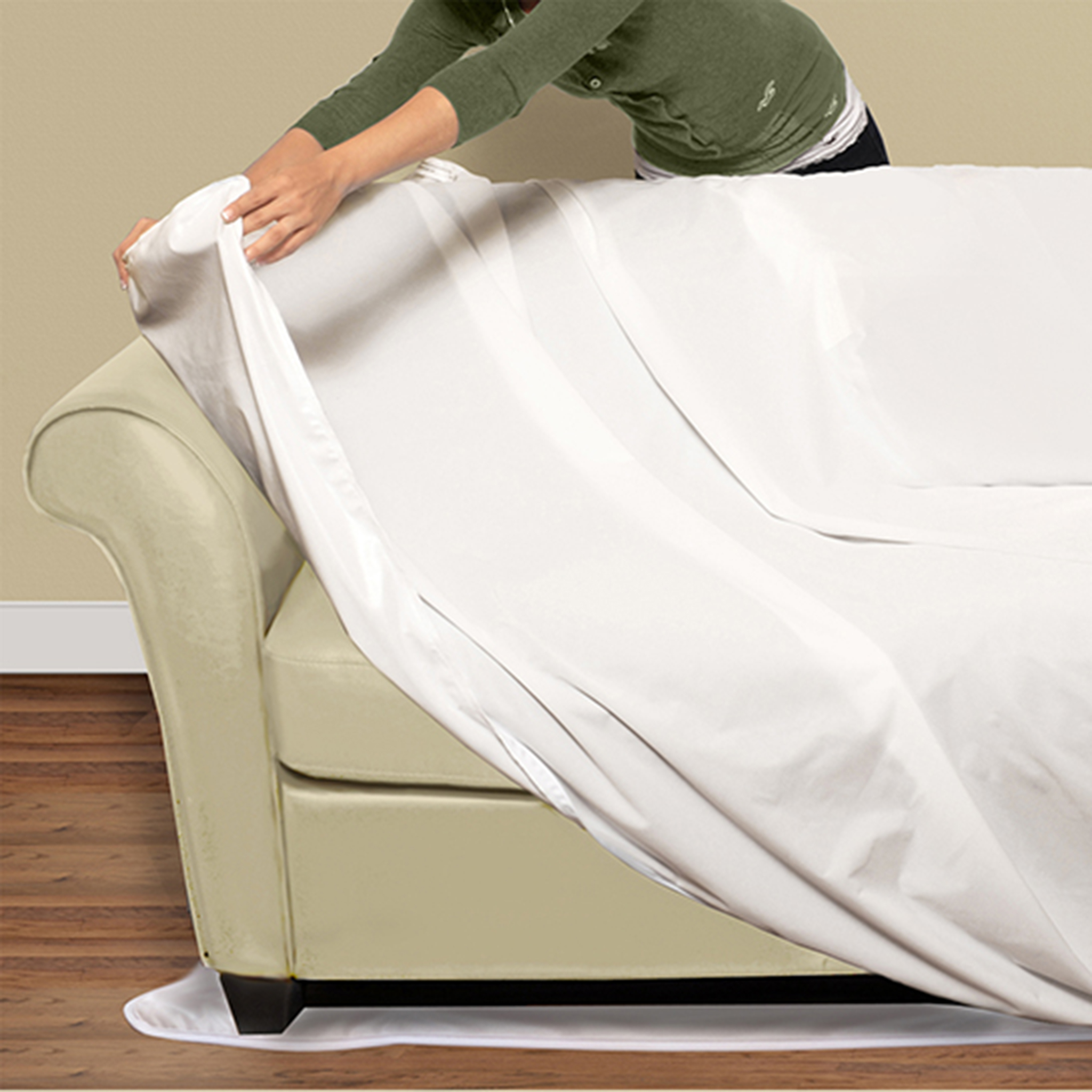 Mattress safe39s furnituresafe encasement x large sofa for Sofa bed mattress encasement