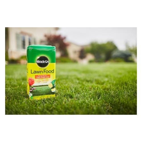 Miracle - Gro Water Soluble Lawn Food