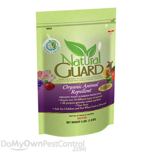 Natural Guard Organic Animal Repellent