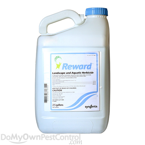 Reward Landscape and Aquatic Herbicide
