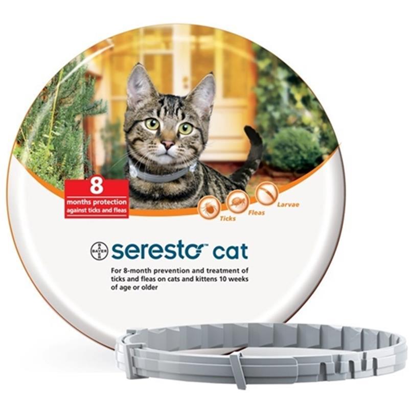 Seresto Cat Flea And Tick Collar