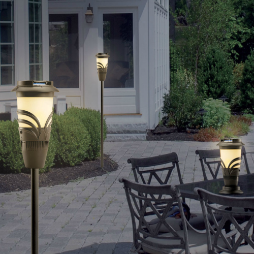 ThermaCELL Mosquito Repellent Backyard Torch (12 Hrs) (MR KA