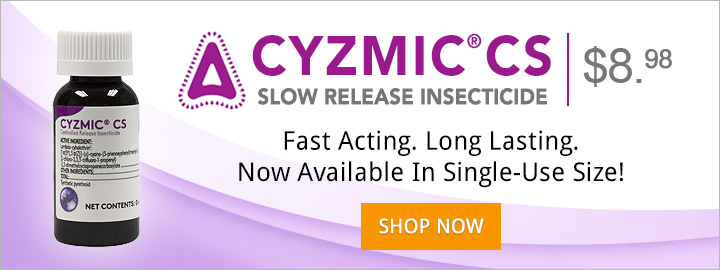 Cyzmic CS | Fast Acting. Long Lasting. Now in New Size!