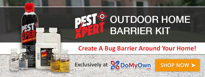 PestXpert - Outdoor Home Barrier Kit - Create an insect barrier around your home!