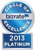 Bizrate Circle of Excellence 2012