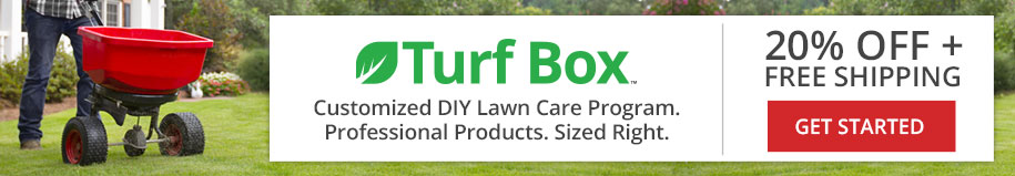 DoMyOwn Turf Box Subscription Program - Customized DIY Lawn Care Program - 20% Off + Free Shipping
