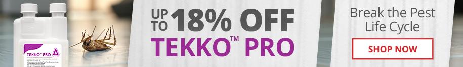 Up to 18% Off Tekko Pro