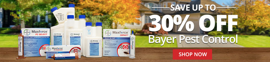 Save up to 30% on select Bayer products during October