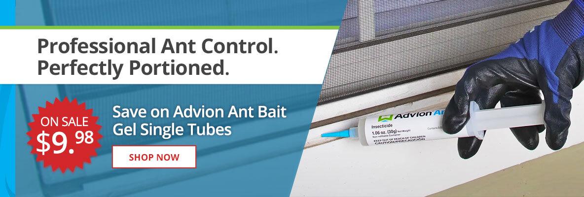 Save on Advion Ant Bait Gel Single Tubes -On Sale $9.98