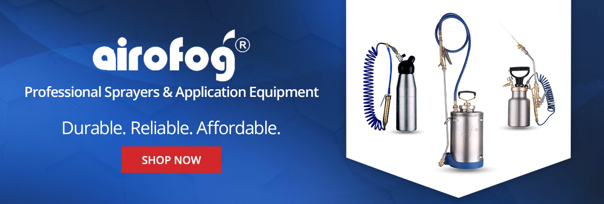 Shop Airofog Equipment - Durable, Reliable, Affordable Sprayers at DoMyOwn.com