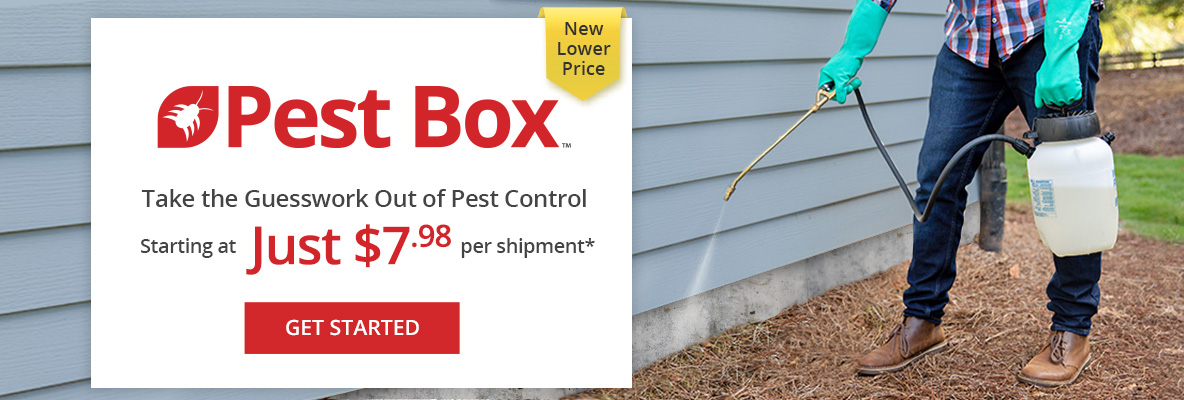 Customized DIY Pest Box Subscription Program - NEW LOW PRICE - starting at $7.98/month + Free Shipping