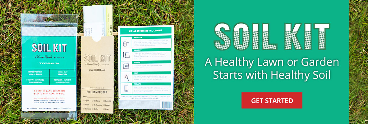 Soil Kits at DoMyOwn.com - A Healthy Lawn Starts with Healthy Soil - Get Started