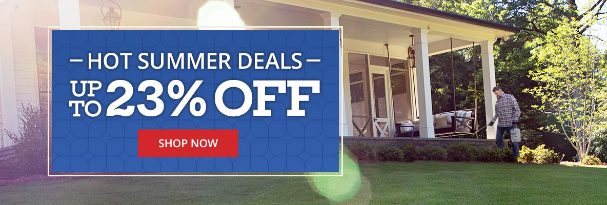 Save up to 23% Off Hot Summer Deals