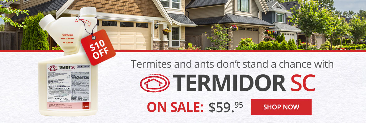 Save $10 off Termidor SC at DoMyOwn.com