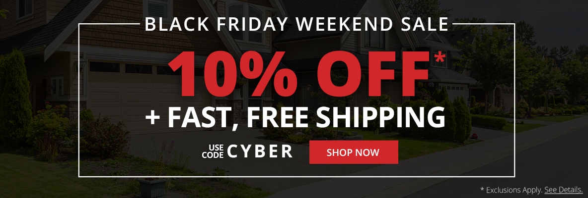 Black Friday Weekend Sale. 10% Off use code CYBER -Exclusions Apply