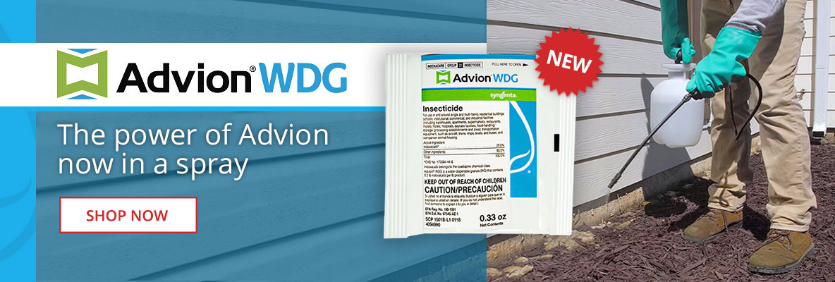 New Advion WDG Easy To Use Insecticide