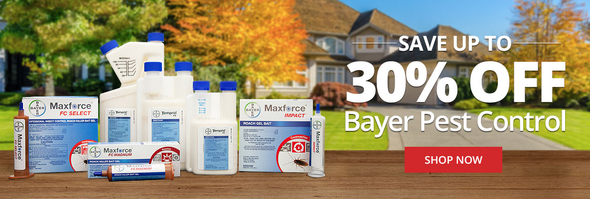 Up to 30% Off Bayer Pest Control