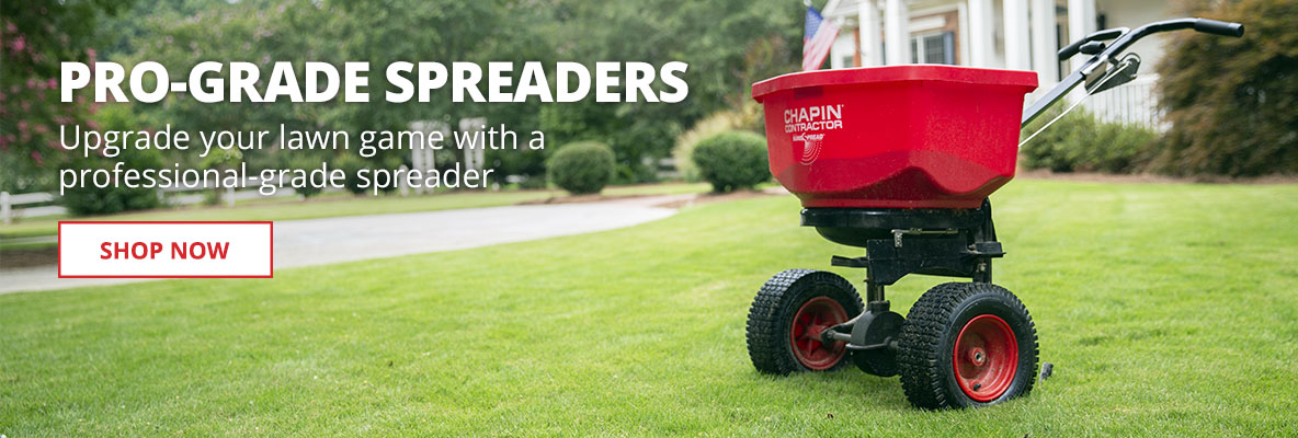 Shop Pro-Grade Spreaders at DoMyOwn.com