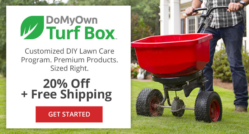 DoMyOwn Lawn Care Subscription Program - Customized DIY Lawn Care Program - 20% Off + Free Shipping Get Started