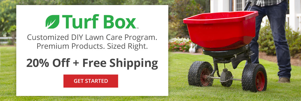 DoMyOwn Turf Box Subscription Program - Customized DIY Lawn Care Program - 20% Off + Free Shipping Get Started