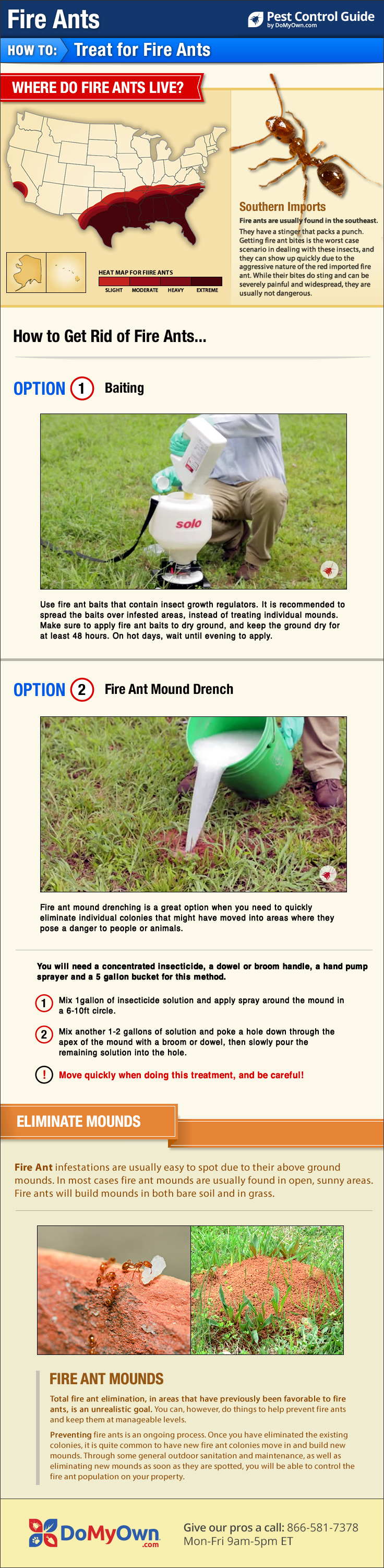 how to get rid of u0026 kill fire ants fire ant treatment
