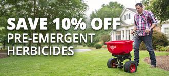 Fall Weed Control Sale