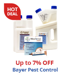 Up to 7% Off on Bayer Pest Control