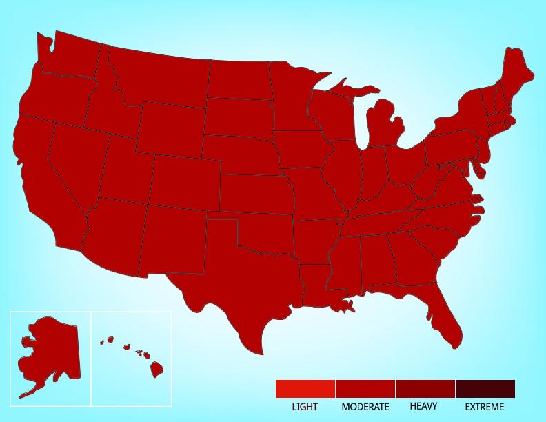 Where do gophers live?