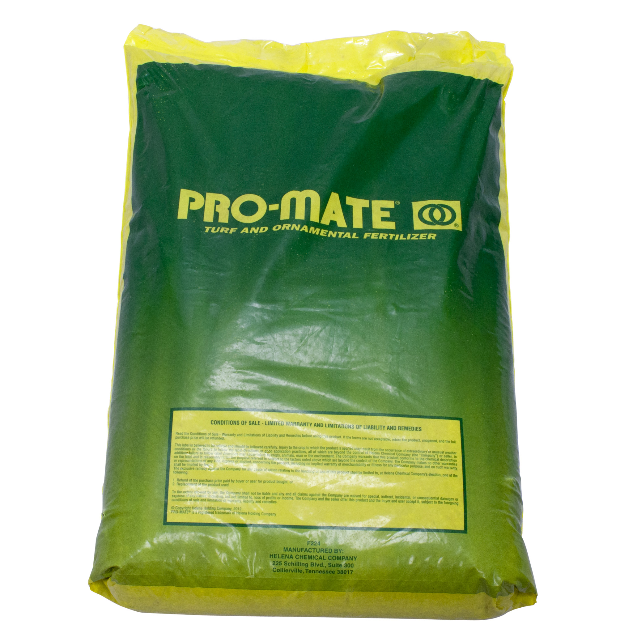 ProMate Fertilizer With Barricade Pre Emergent - Us map of approximate crabgrass seed germination dates