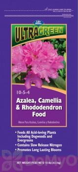 Ultragreen Azalea, Camellia, Rhododendren Food 10-5-4