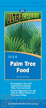 Ultragreen Lilly Miller Palm Tree Food 10-5-8