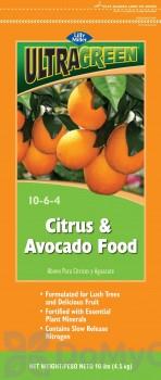 Ultragreen Citrus And Avocado Food 10 - 6 - 4