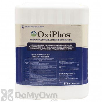 OxiPhos Bactericide / Fungicide
