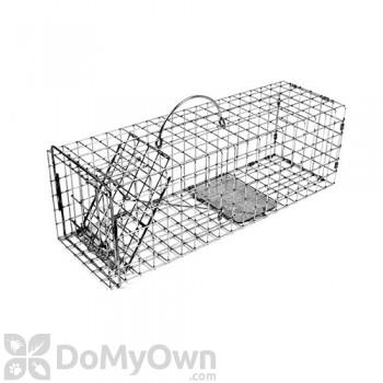 Tomahawk Original Series Rigid Live Trap One Trap Door for Squirrels & similar sized animals - Model 103