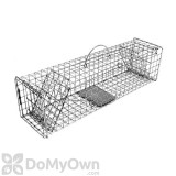Tomahawk Original Series Rigid Live Trap Two Trap Doors for Squirrels & similar sized animals - Model 104