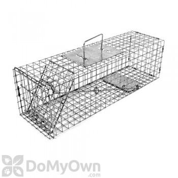 Tomahawk Rigid Trap Extra Long for Opossum & similar sized animals - Model 105