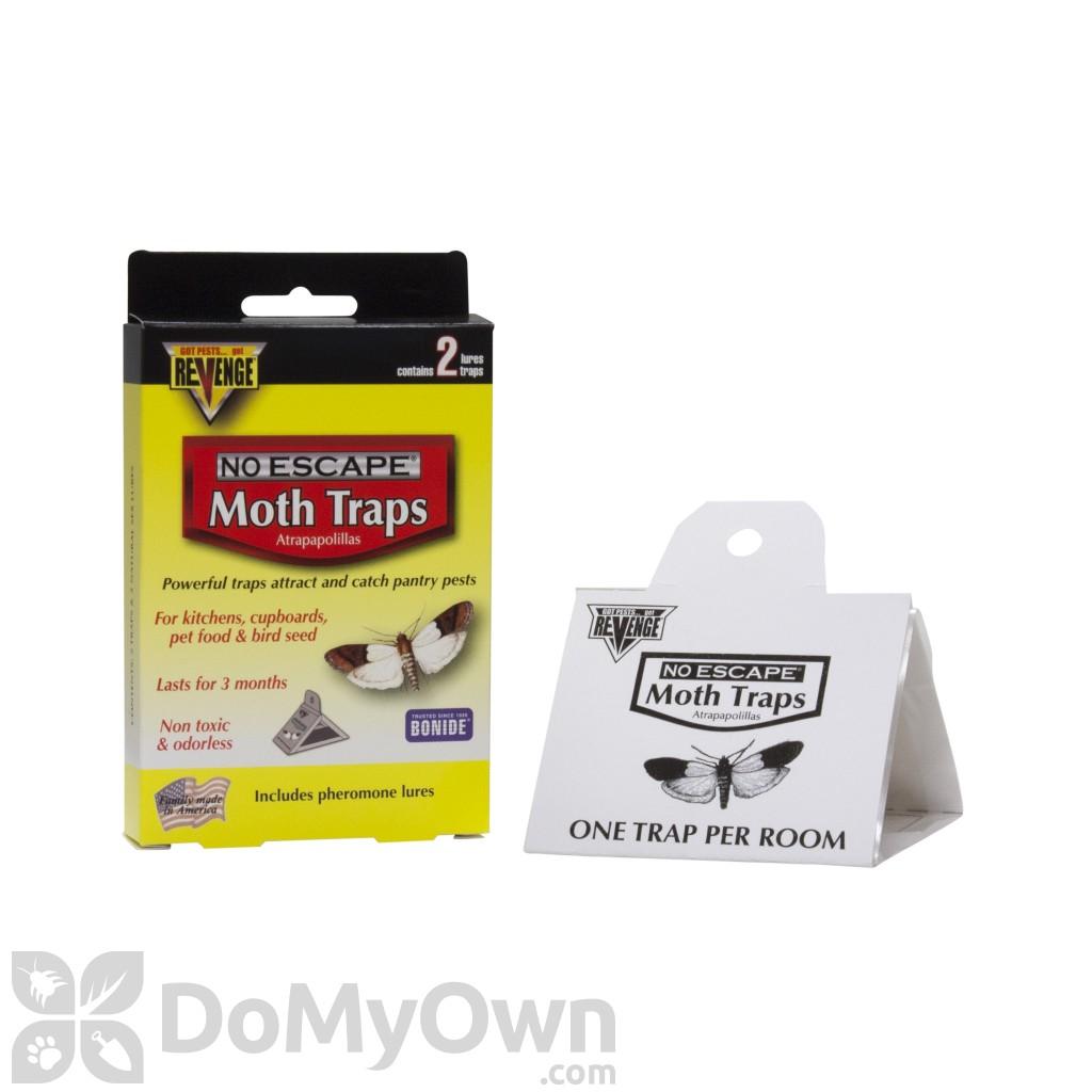 Revenge Pantry Pest Trap Meal Moth Flour Moth Raisin