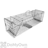 Tomahawk Original Series Rigid Live Trap Two Trap Doors for Rabbits & similar sized animals - Model 107