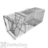 Tomahawk Live Trap for Raccoon/Feral Cat Sized Animals - Model 108