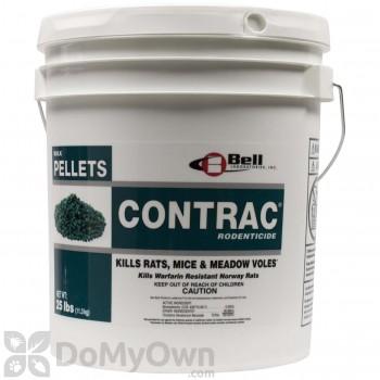 Contrac Bulk Pellets - 25 lb.