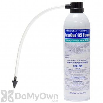 FastOut CS Foam - 20 oz.