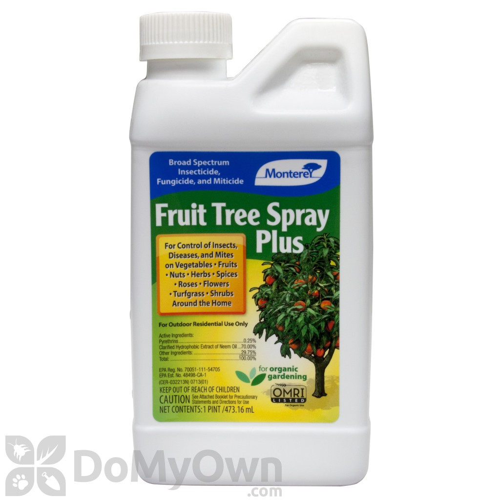 Marvelous Fruit Tree Sprayers Part - 5: Monterey Fruit Tree Spray Plus